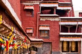 Lhasa Terdrom Sakya Lhasa