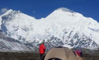 Kangshung Valley Trekking