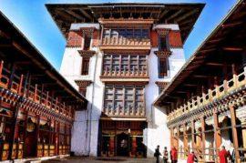 Bhutan Monastery Tour
