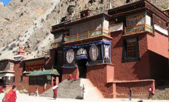 Day excursion to Tsurphu and Nenang monasteries