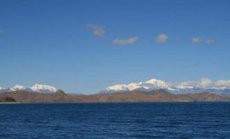 Excursion to Yamdrok  Lake