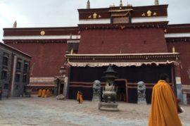 Tibet Monastery stay tour