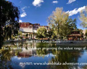 Tibet Group Tour with Tibet Shambhala Adventure, A thrilling experience