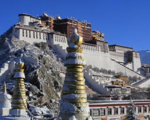 Traveling to Tibet in Winter
