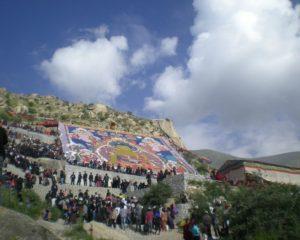Enjoy Interesting Tibetan-Opera Shows with Tibet Festival Tours During Shoton Festival Tour